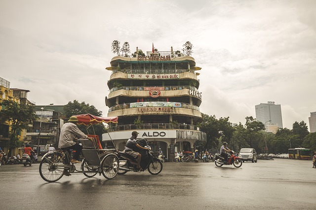 Travelling around Vietnam
